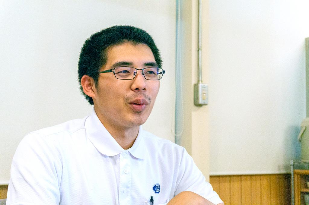 小林 颯(コバヤシ ハヤテ)さん | 東北乳運株式会社