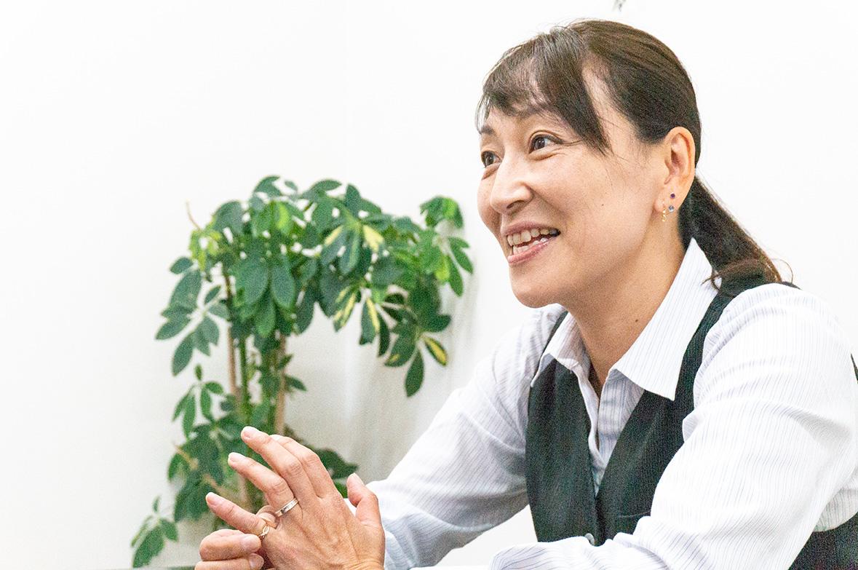 高野 紀子(タカノ ノリコ)さん   東北乳運株式会社